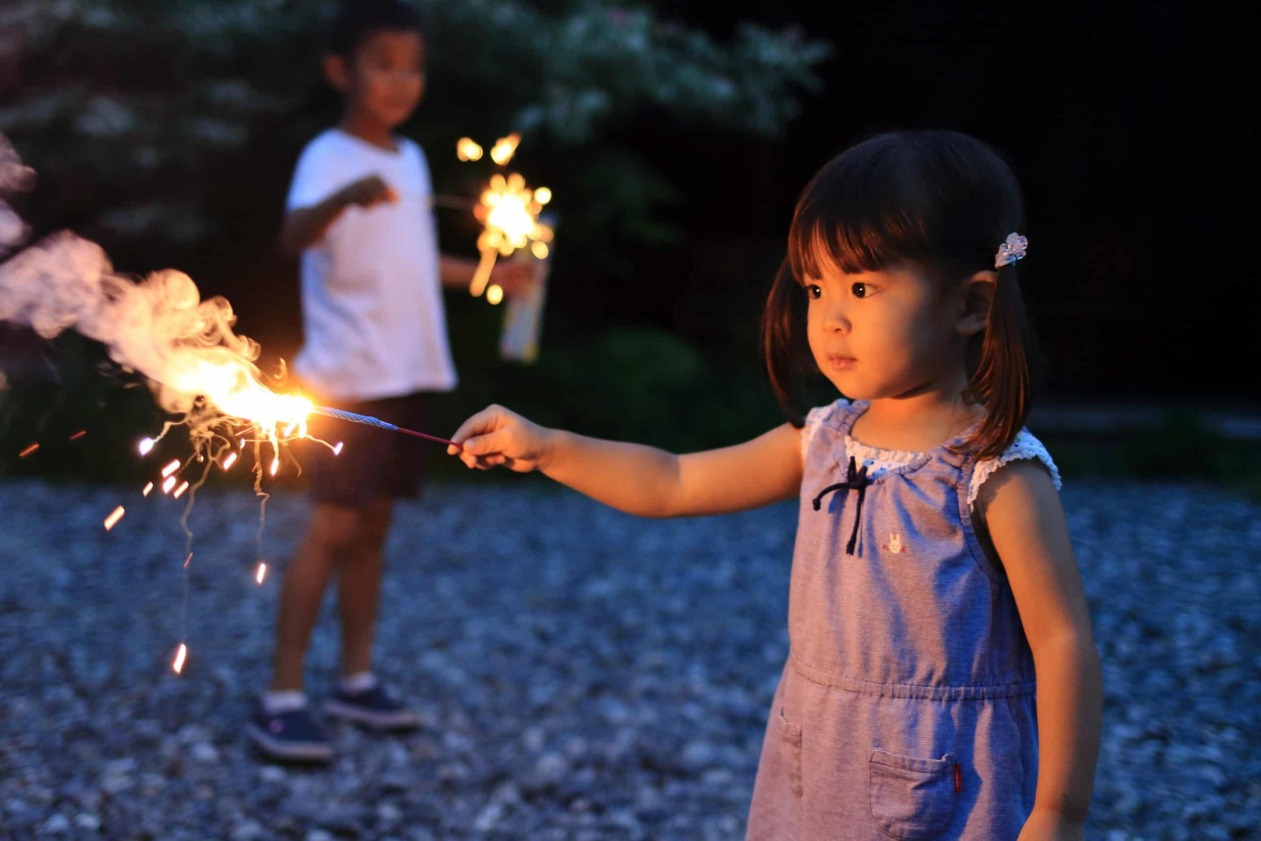 Protecting Your Eyes From Fireworks
